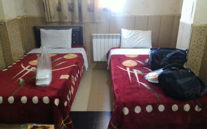 هتل پاسارگاد جهرم