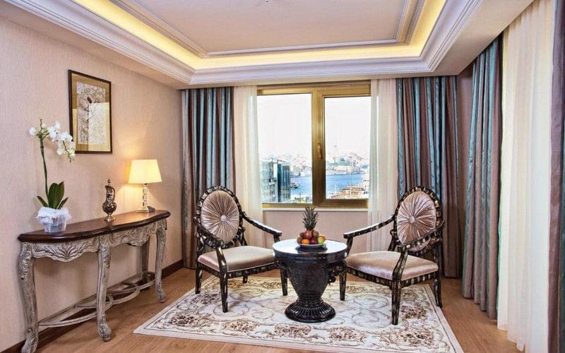 هتل Eurostars Hotel Old City Istanbul