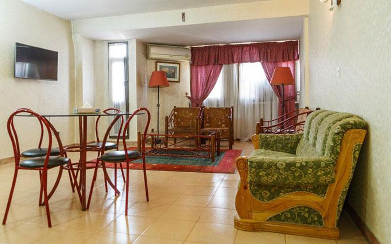 هتل آپارتمان پردیس گاندی تهران