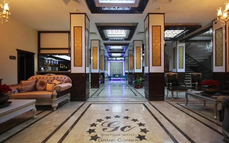 هتل Grand Corner Boutique Hotel Izmir