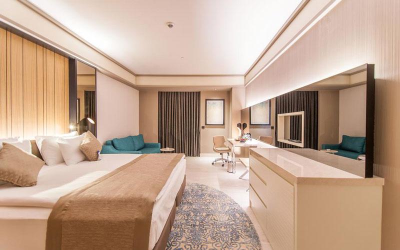 هتل باییر دیاموند قونیه