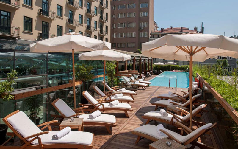 هتل Park Hyatt Macka Palas Istanbul