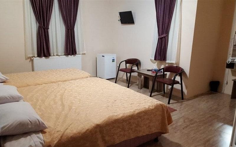 هتل آتا سلماس