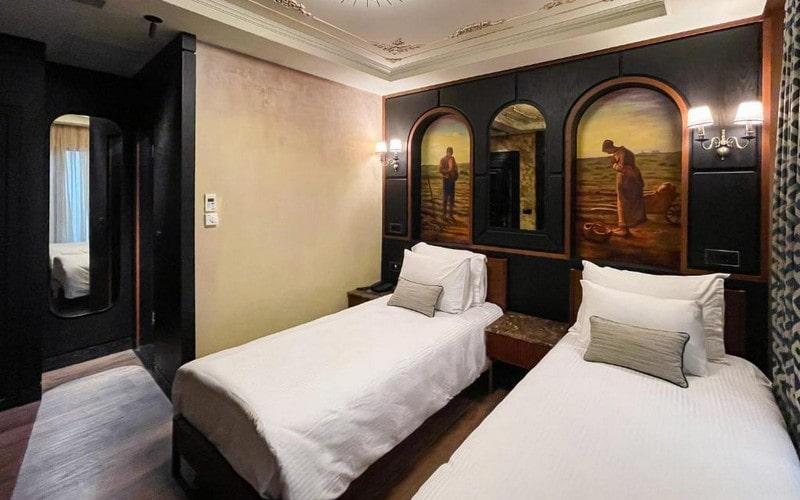 هتل Tria Hotel Istanbul