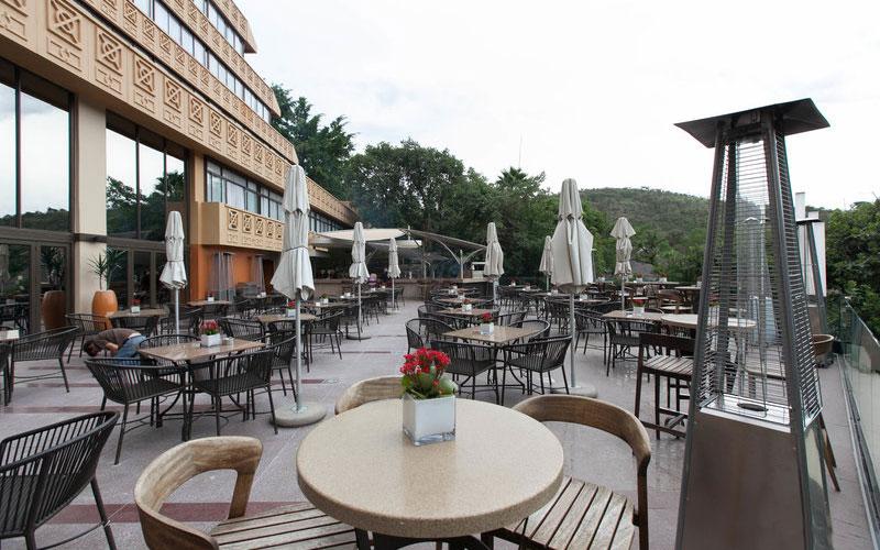 هتل کسکید سان سیتی