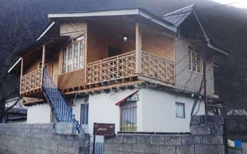 اقامتگاه روستایی شورا جنت رامسر