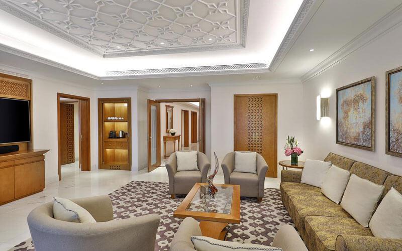 هتل ال بوستان پالاس ای ریتز کارلتون مسقط