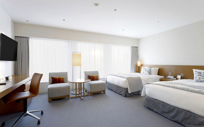 هتل کیو پلازای توکیو