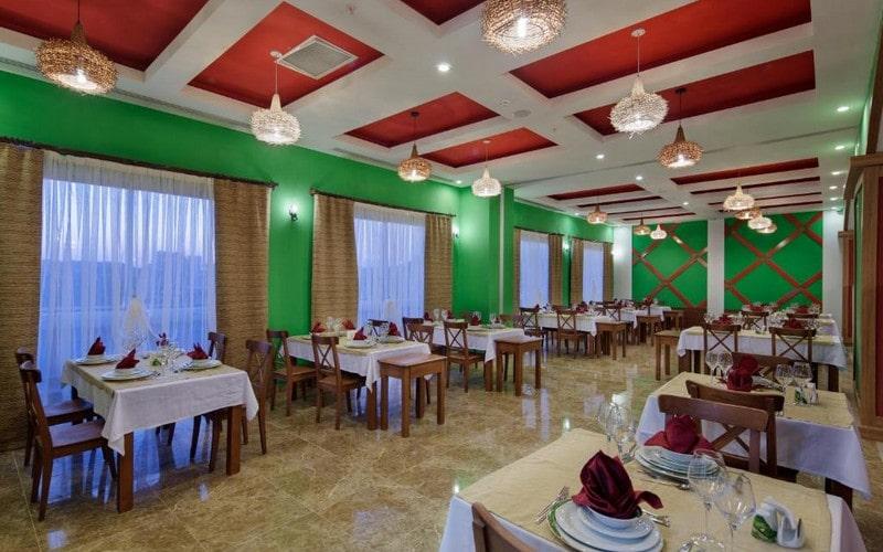 هتل Senza The Inn Resort & Spa Alanya