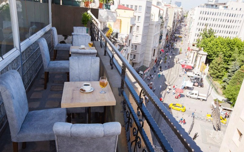 هتل Golden Street Hotel Istanbul