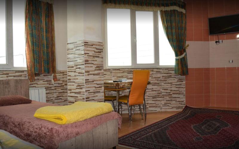 هتل دریا آستارا