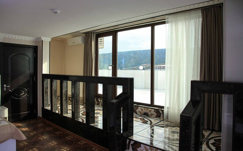 هتل Green Hotel Tbilisi