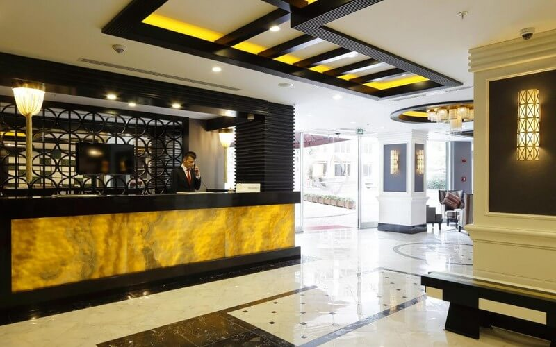 هتل Mia Berre Hotels Istanbul