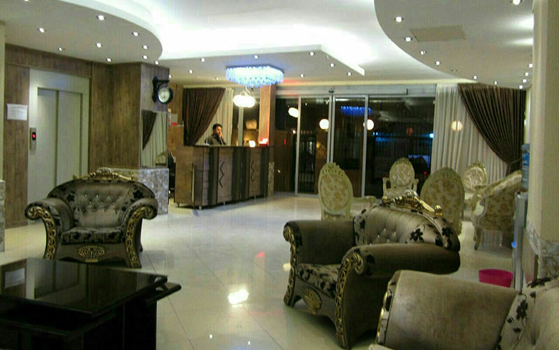 هتل آپارتمان شمالی مشهد