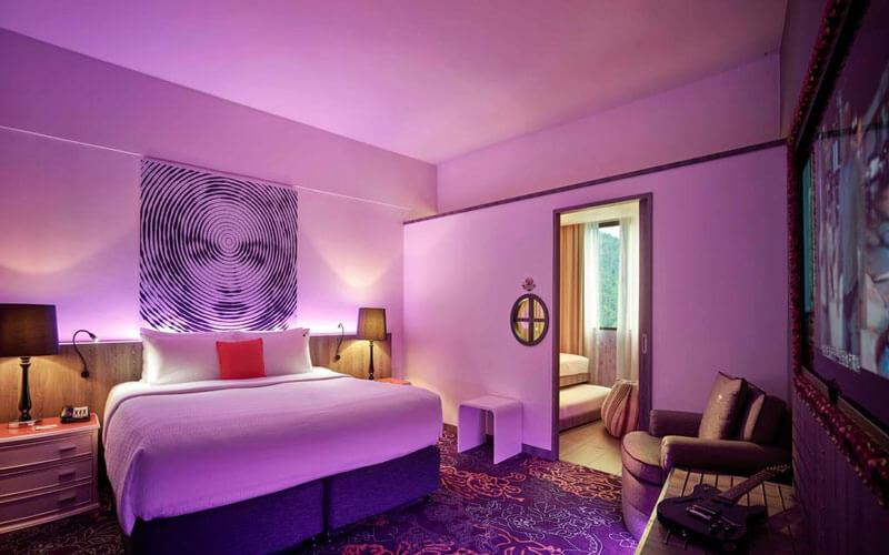 هتل Hard Rock Hotel Penang
