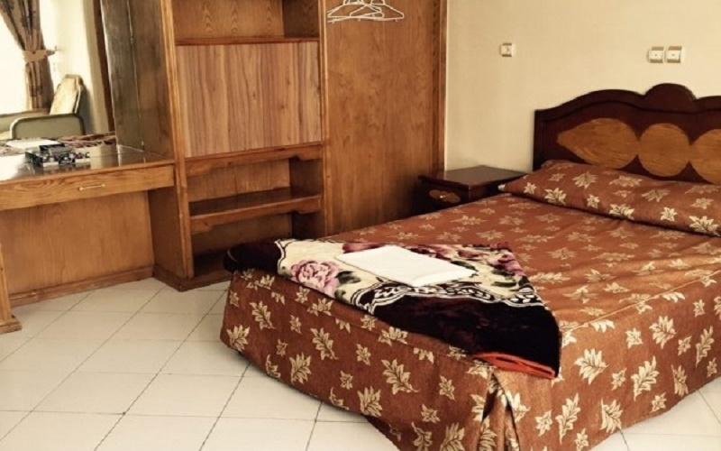 هتل آپارتمان پرکوک مشهد