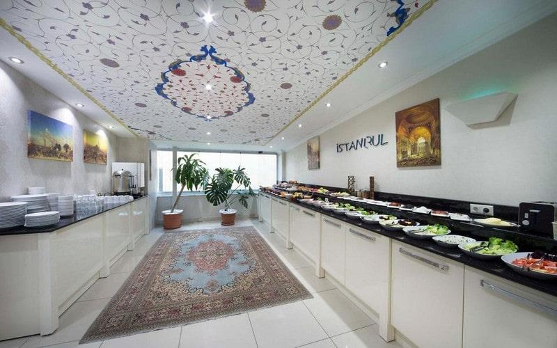 هتل World Heritage Hotel Istanbul