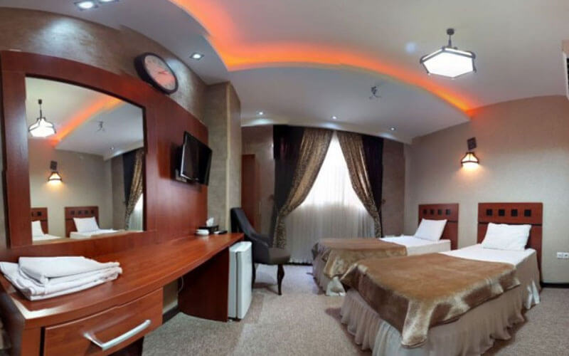 هتل امیرکبیر بروجرد