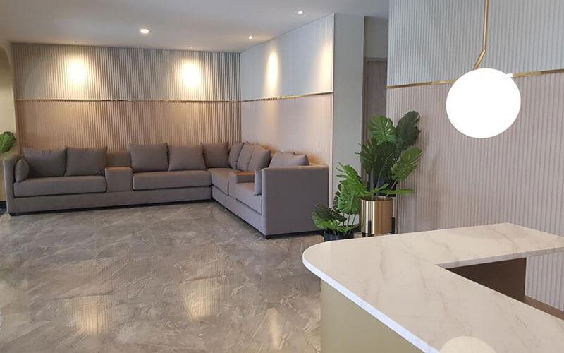 هتل د فونیکس - فرودگاه سووارنابومی بانکوک