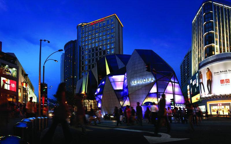 هتل جی دبلیو ماریوت کوالالامپور