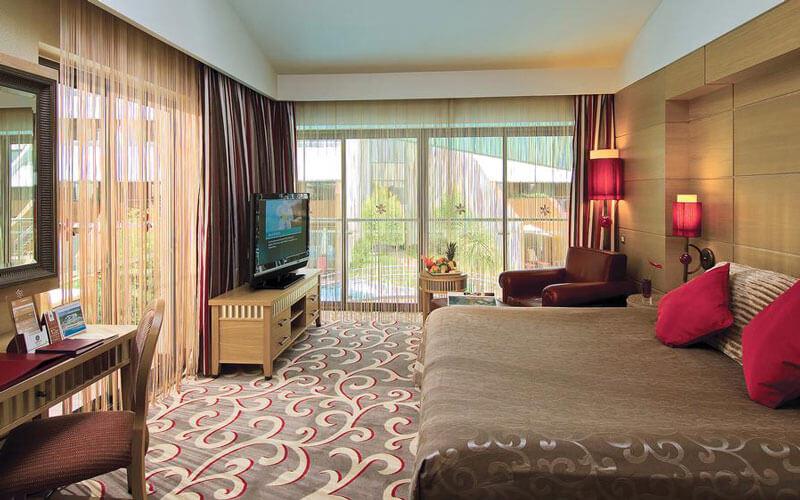 هتل Cornelia Diamond Golf Resort and Spa Antalya