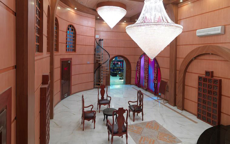 هتل بین المللی بزرگ فردوسی تهران