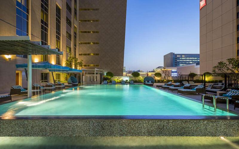 هتل نووتل دیره سیتی سنتر دبی
