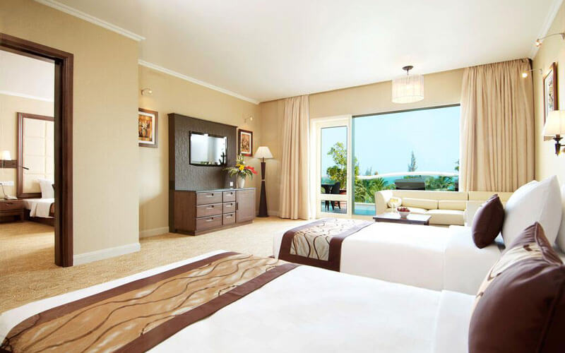 هتل Sea Links Beach Resort and Golf Phan Thiet