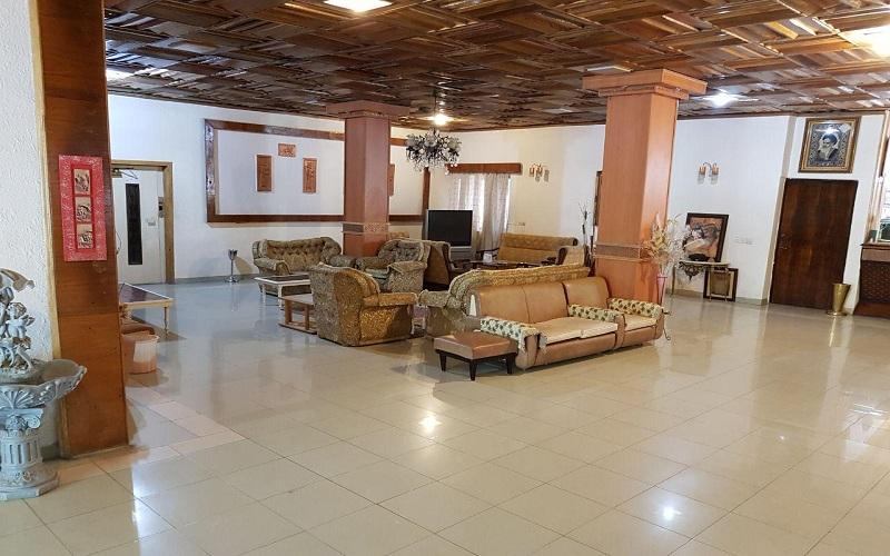 هتل داریوش کرمانشاه