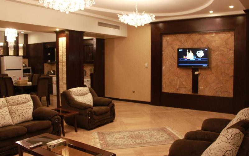 هتل بینالمللی کوثر ناب مشهد