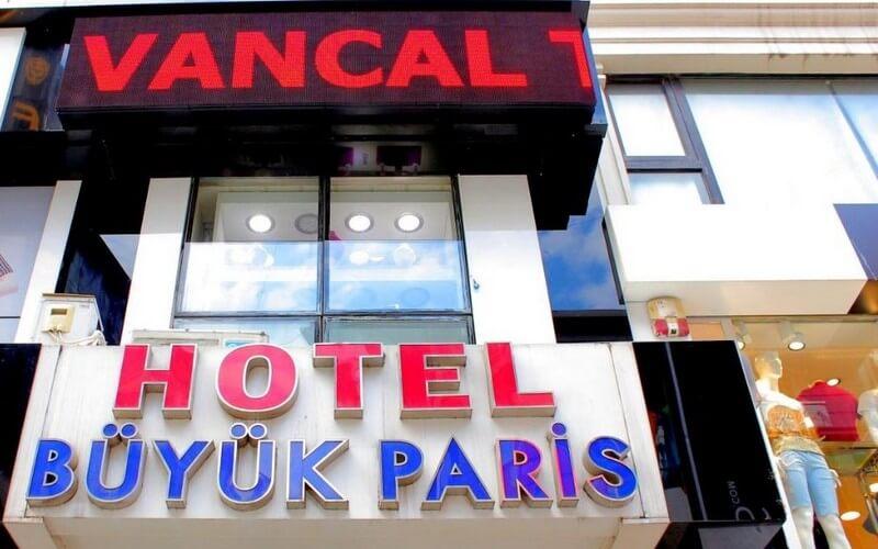 هتل Hotel Buyuk Paris Istanbul