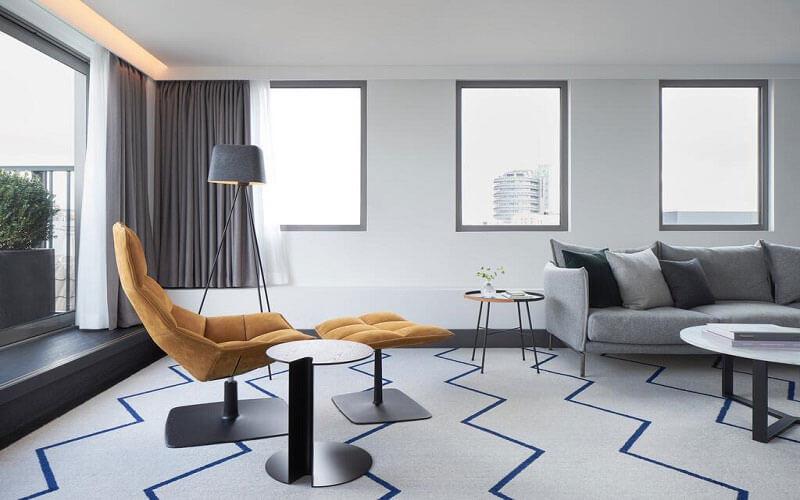 هتل کیمپتون د ویت آمستردام