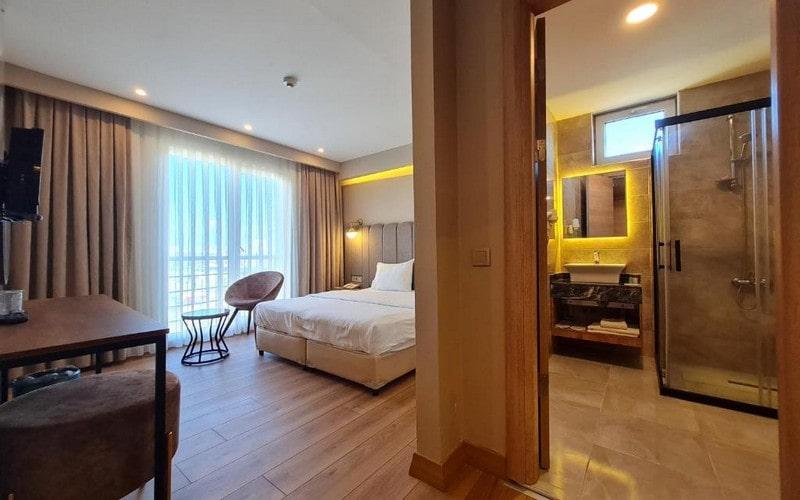 هتل Air Boss Istanbul Airport and Fair Hotel