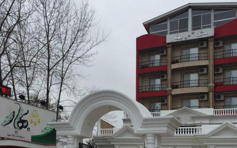 هتل بهار رودسر