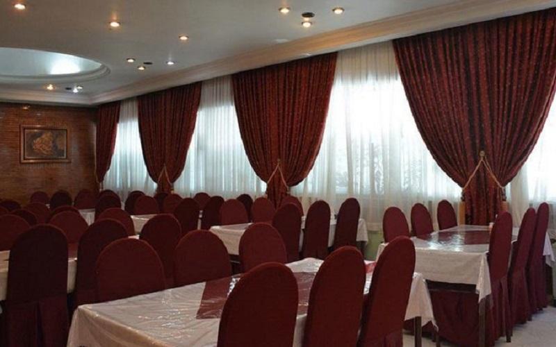 هتل زیتون مشهد