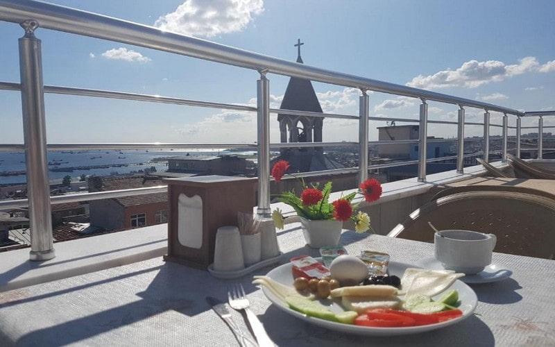 هتل Oban Suites Istanbul