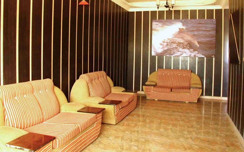 هتل آپارتمان آسمان ۱ بوشهر