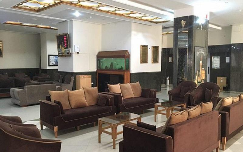 هتل صبا مشهد