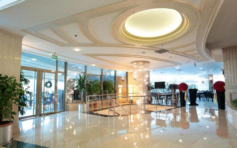 هتل Eser Premium Hotel & Spa Istanbul