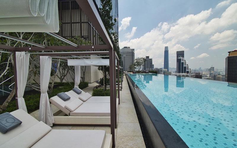 هتل EQ Kuala Lumpur