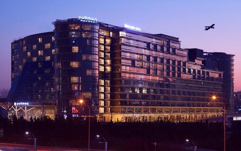 هتل Pullman Istanbul & Convention Center