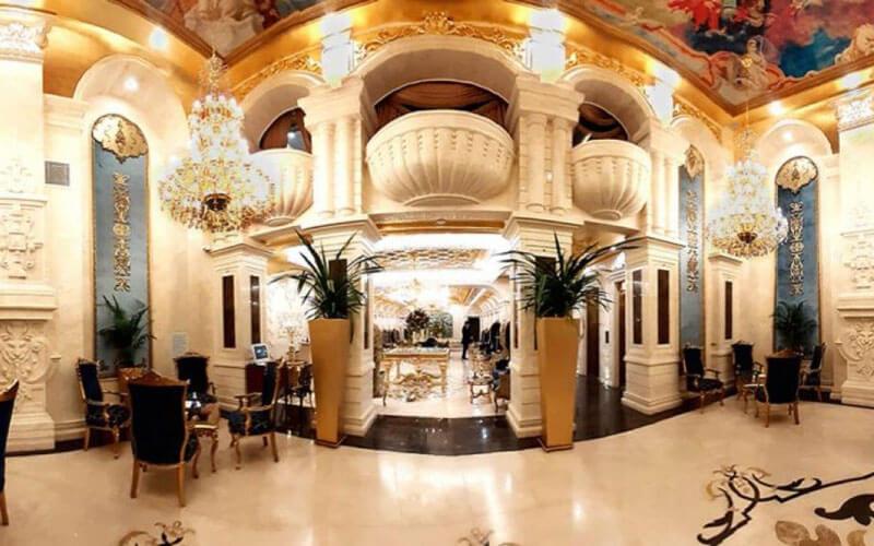 هتل رز درویشی مشهد