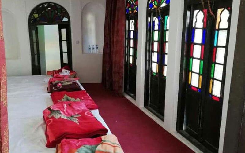 اقامتگاه بوم گردی عمارت قاجاریه شیراز