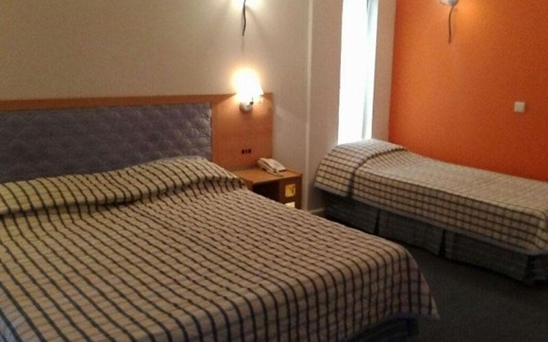 هتل دنیز (باری) ارومیه