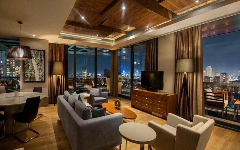 هتل Radisson Blu Hotel Asia Istanbul