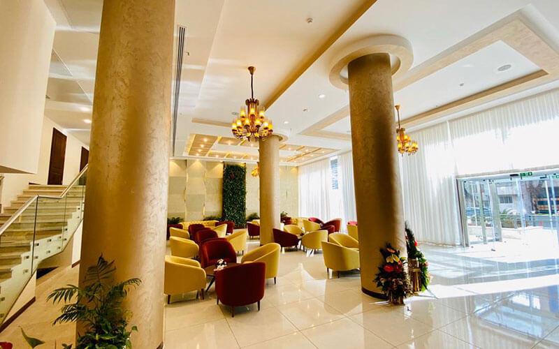 هتل شیرازیس شیراز