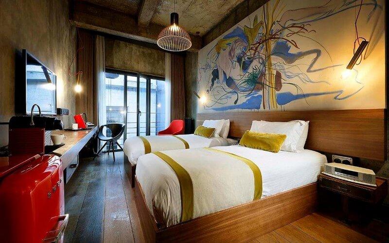 هتل Hotel The public Istanbul