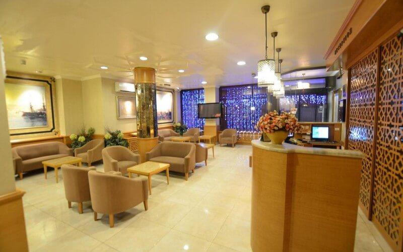هتل Hotel Inter Istanbul