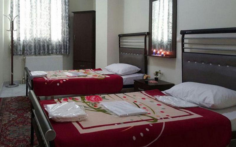 هتل آپارتمان ارس تبریز