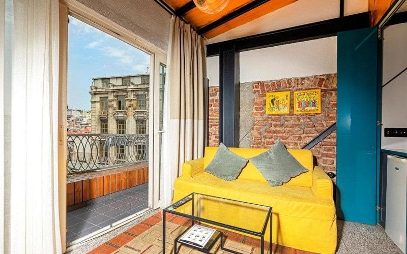هتل Raven Istanbul Suites